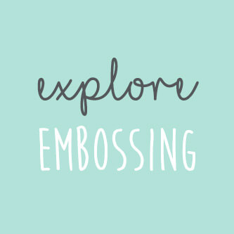 Explore Embossing Folders