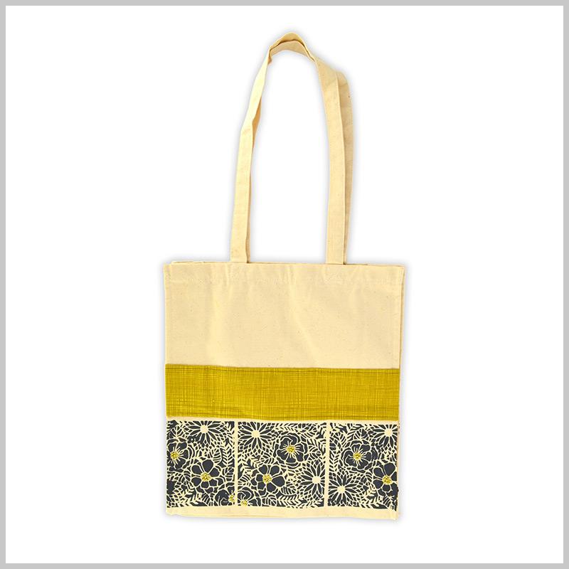 Stencilled Bag