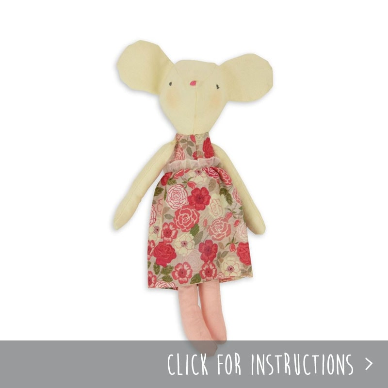 Girl Mouse Softee