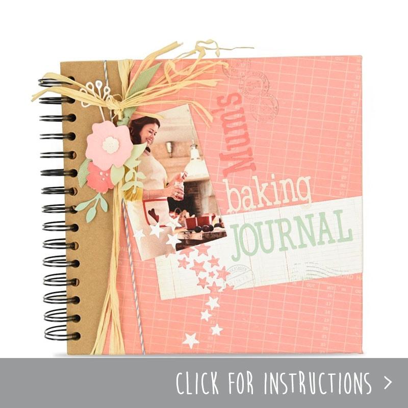 Mum's Baking Journal