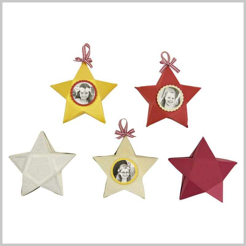 Star Tree Ornaments