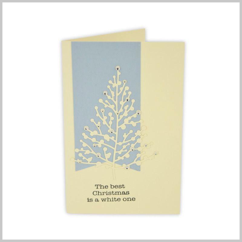 Treetops Glisten Card