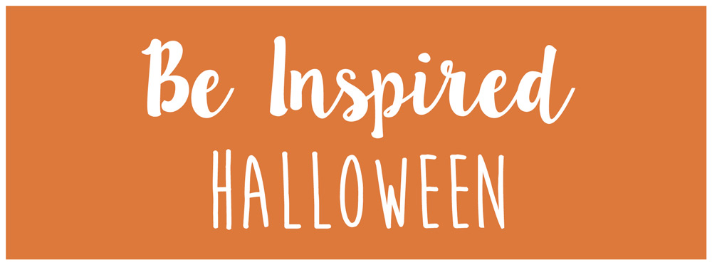Be Inspired Halloween