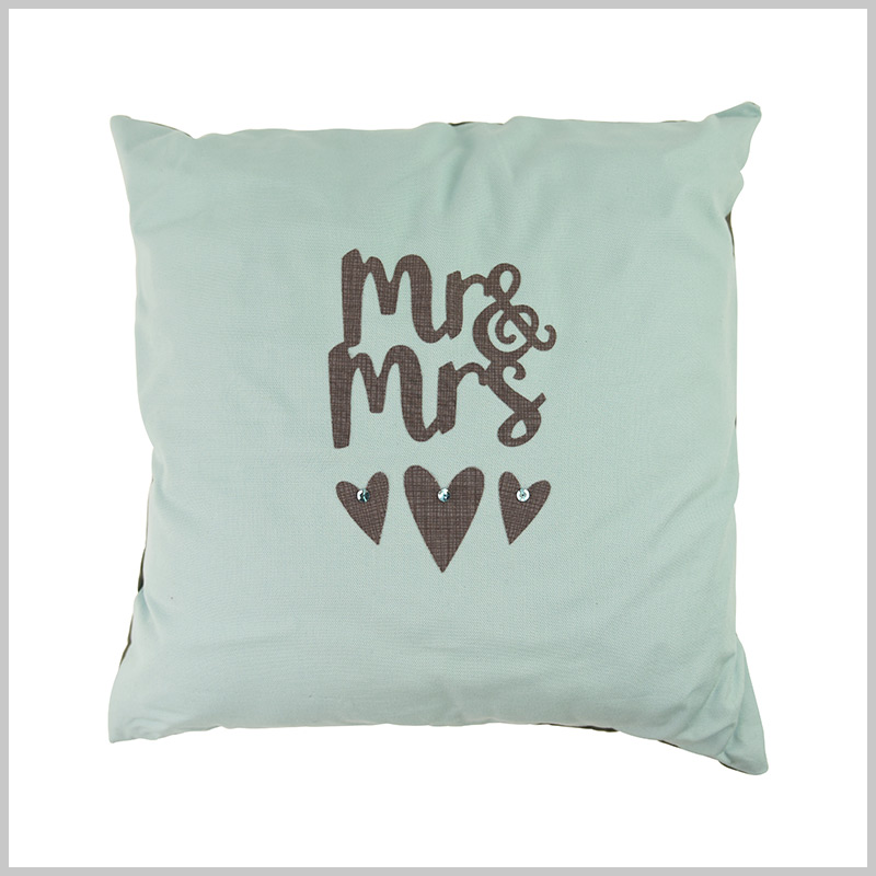 Mr and Mrs Cushion