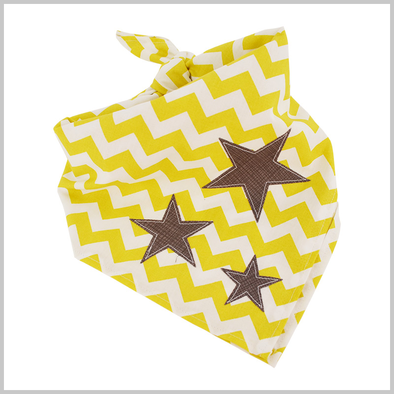 Applique Dog Bandana