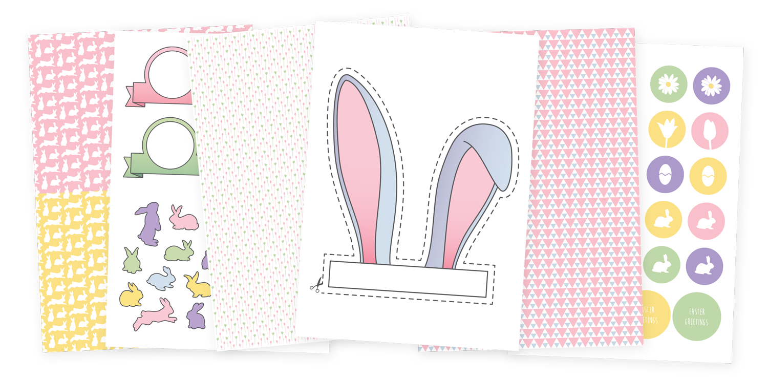 downloadable pack for making spring time