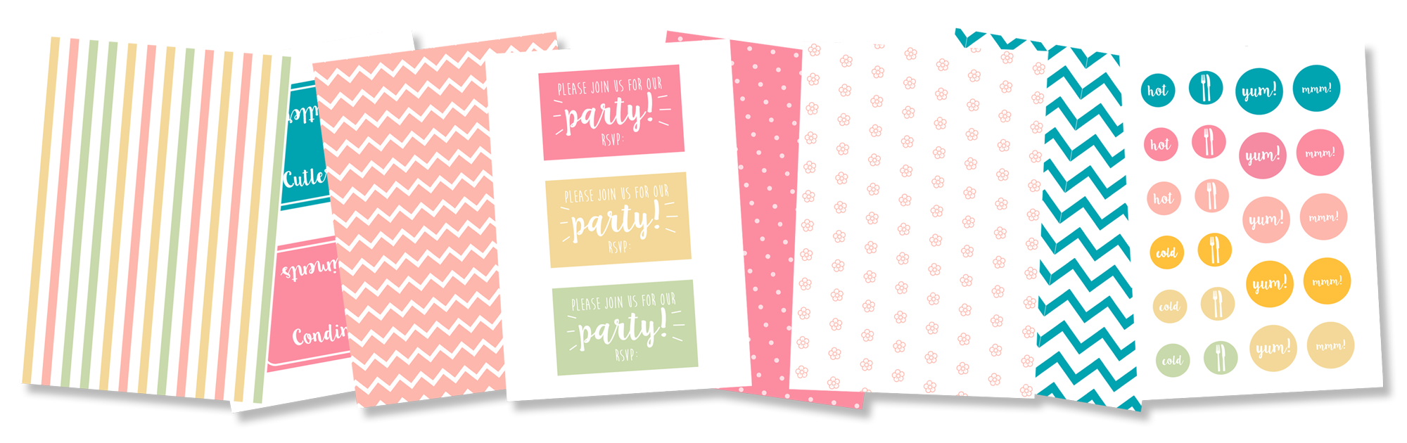 Garden Party pack download