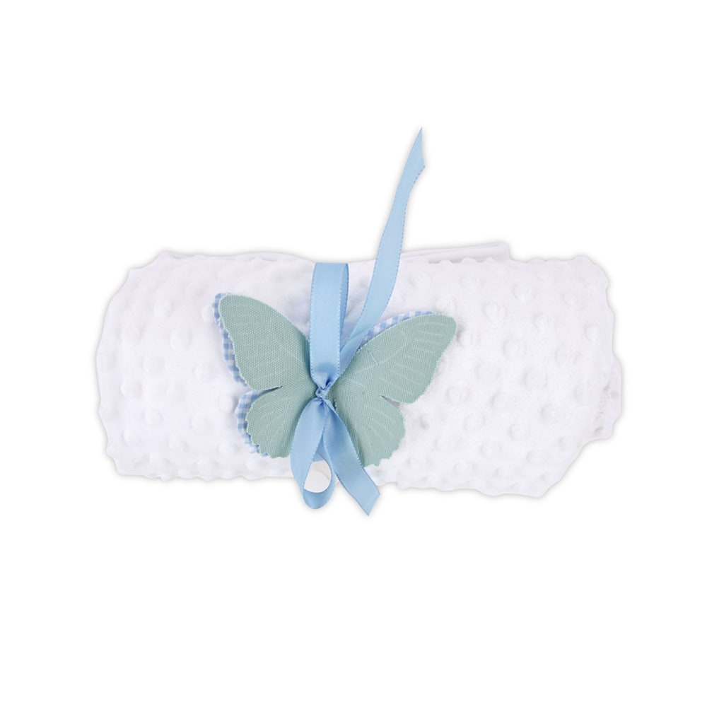 Baby Blanket Bow