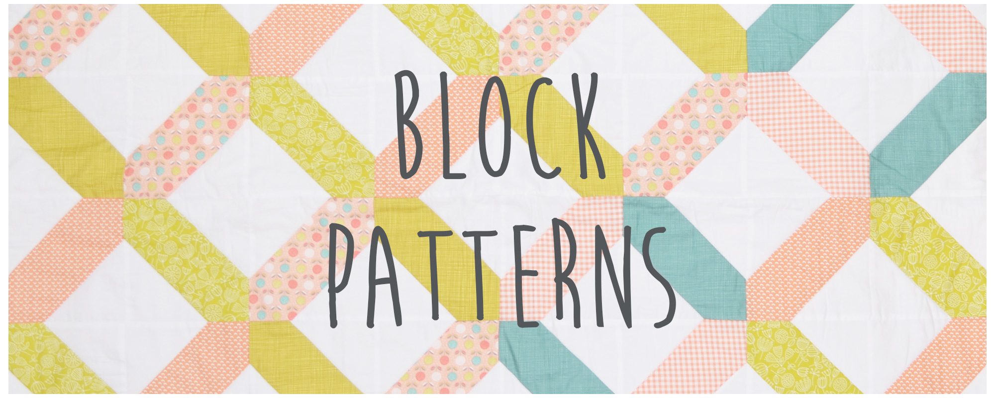 Block Patterns