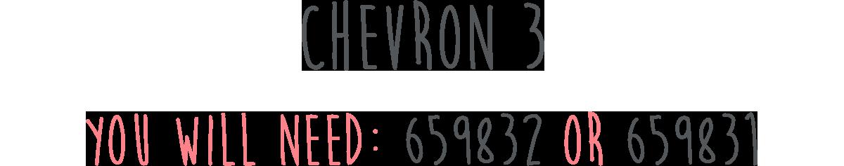 Chevron 3