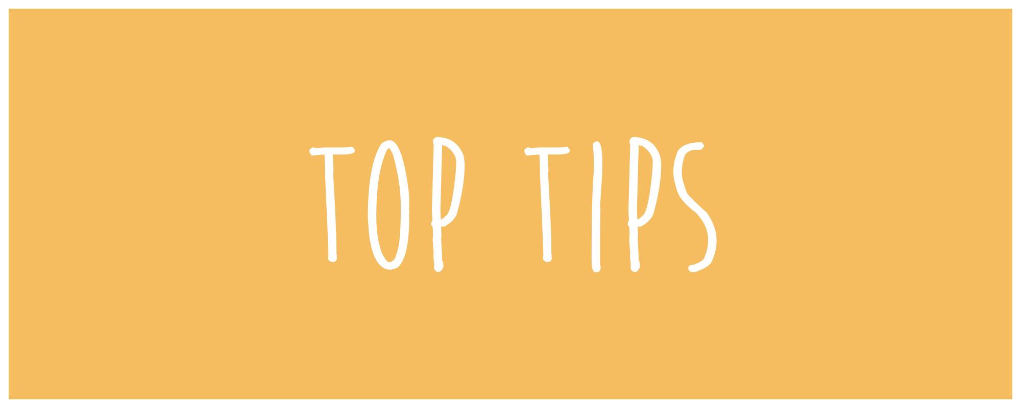Patchwork Top Tips