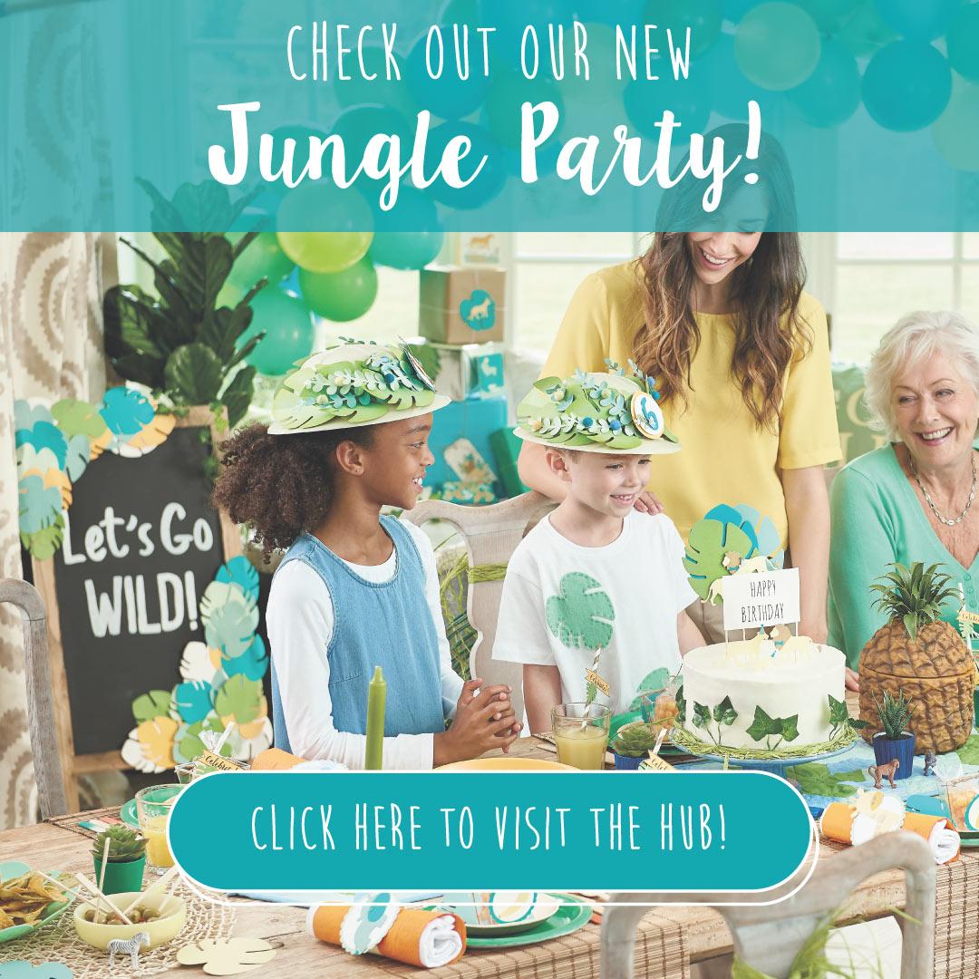 Jungle Party Hub
