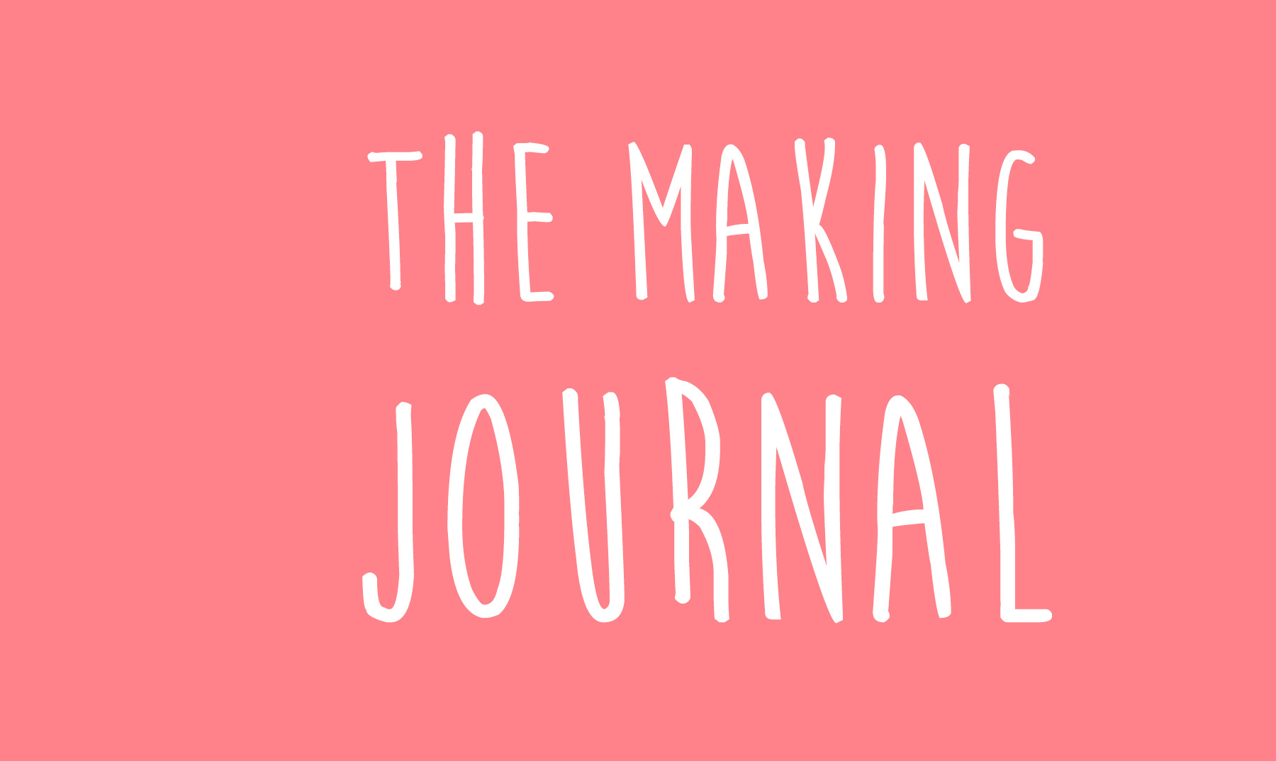 The Making Journal - Sizzix Die Cutting Inspiration