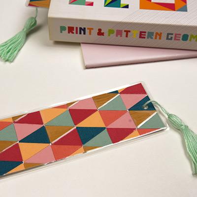 Geometric Bookmarks