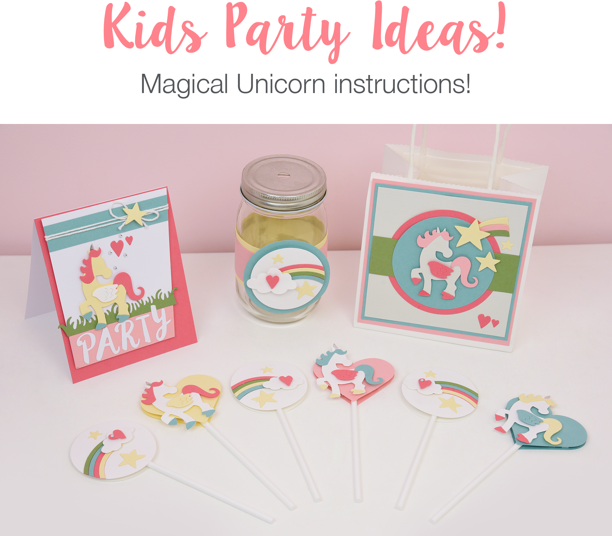Kids Party Ideas Instructions