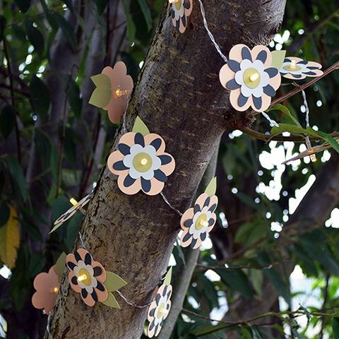 Flower Fairy Lights