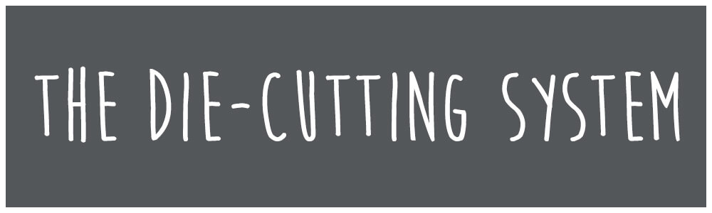 What is die cutting?