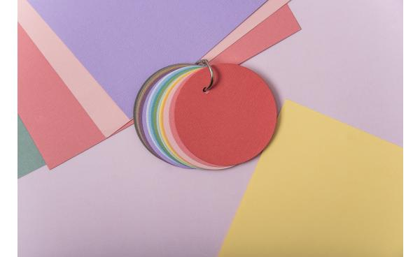 How to Coordinate Colours using Sizzix Cardstock