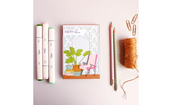 DIY Urban Interiors Notepad