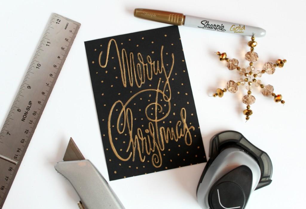 Calligraphy-Christmas-Card