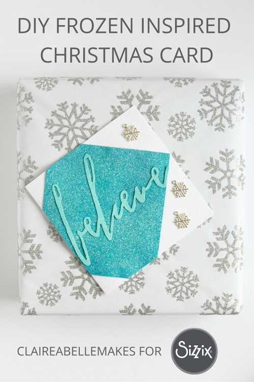 DIY-Frozen-Inspired-Christmas-Card-Claireabellemakes-for-Sizzix