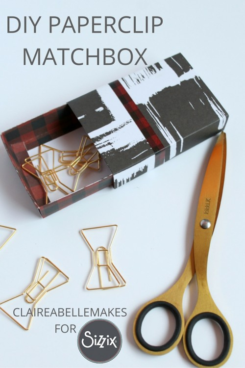 DIY-Paperclip-Matchbox-Claireabellemakes-For-Sizzix