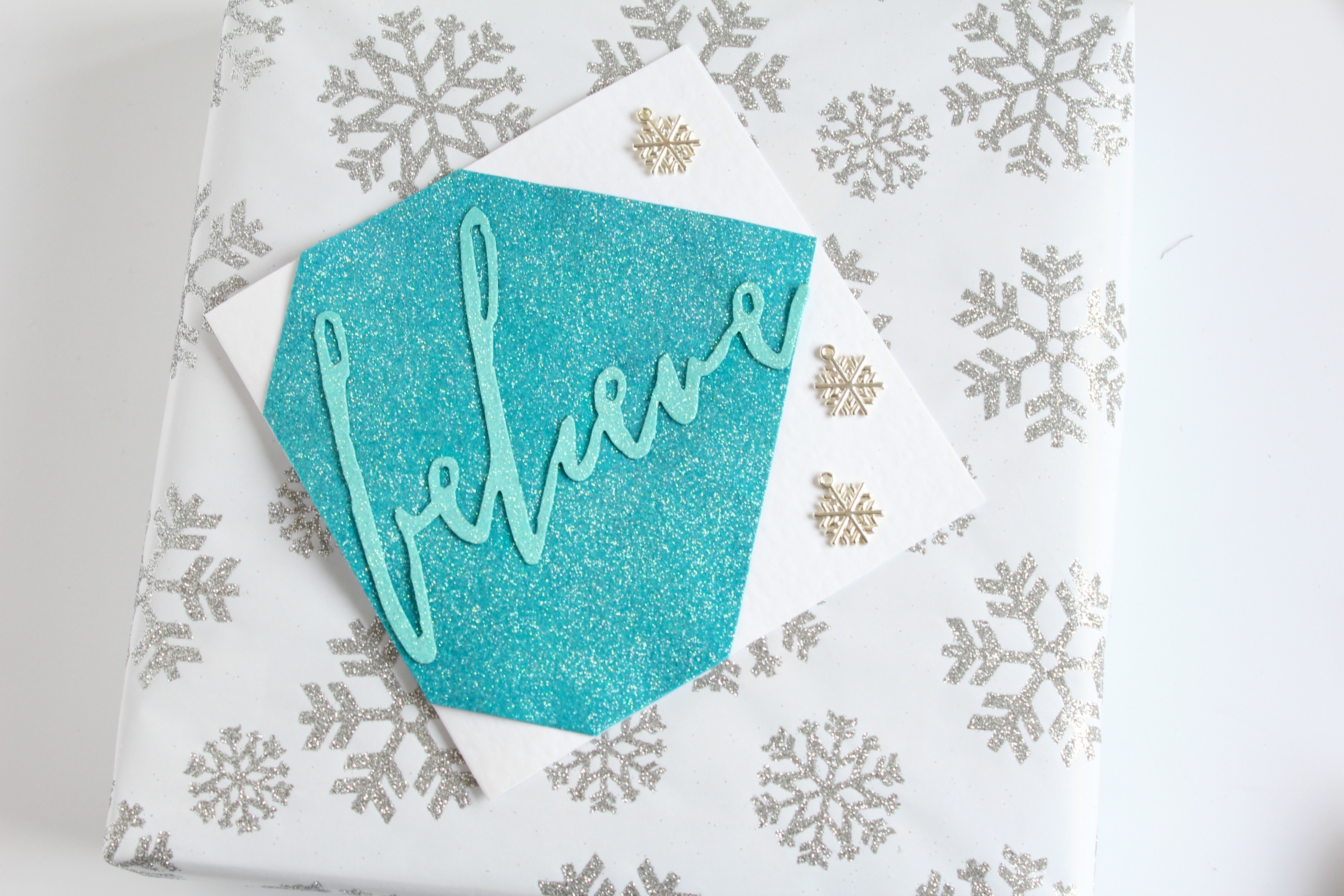 Frozen-Inspired-Believe-Card