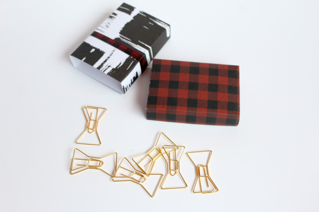 Paperclip-Matchbox