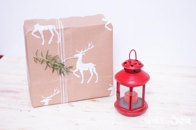 Christmas DIY Stamp