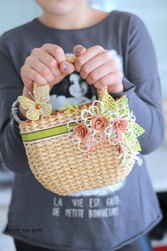 Altered handbag