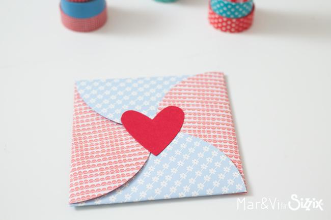 Circle Envelope