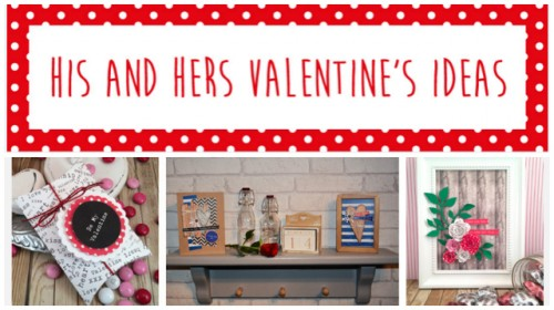 His and hers valentine's Ideas
