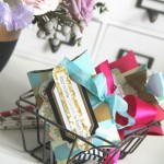 Embellished Pillow Boxes