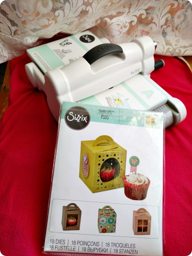 Supplies from Sizzix