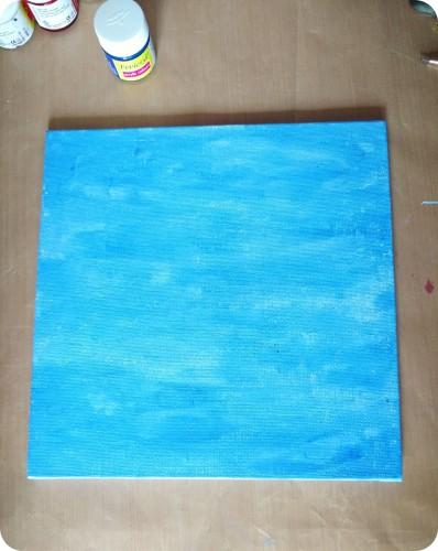 Canvas Wall Art Making