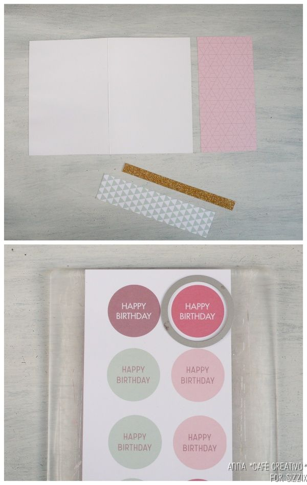 Using Dies for Card Making and Free Papers download