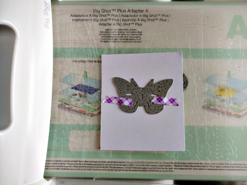 Inlaid diecut butterfly card-step-1