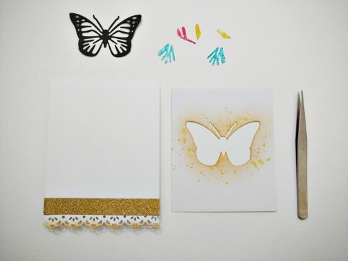 Inlaid diecut butterfly card-step-7