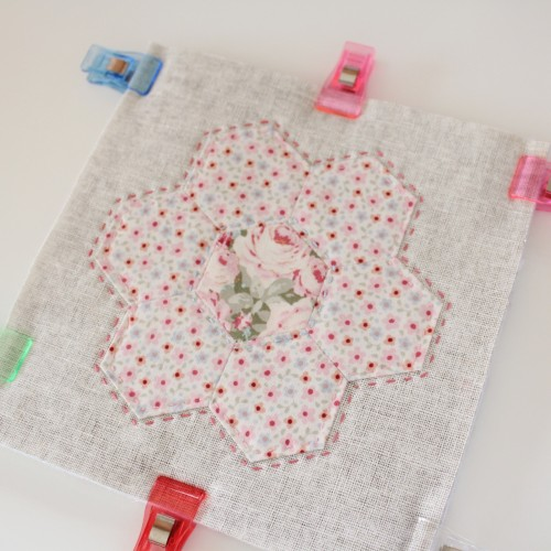 Make a Hexagon tutorial by Molly and Mama - 23