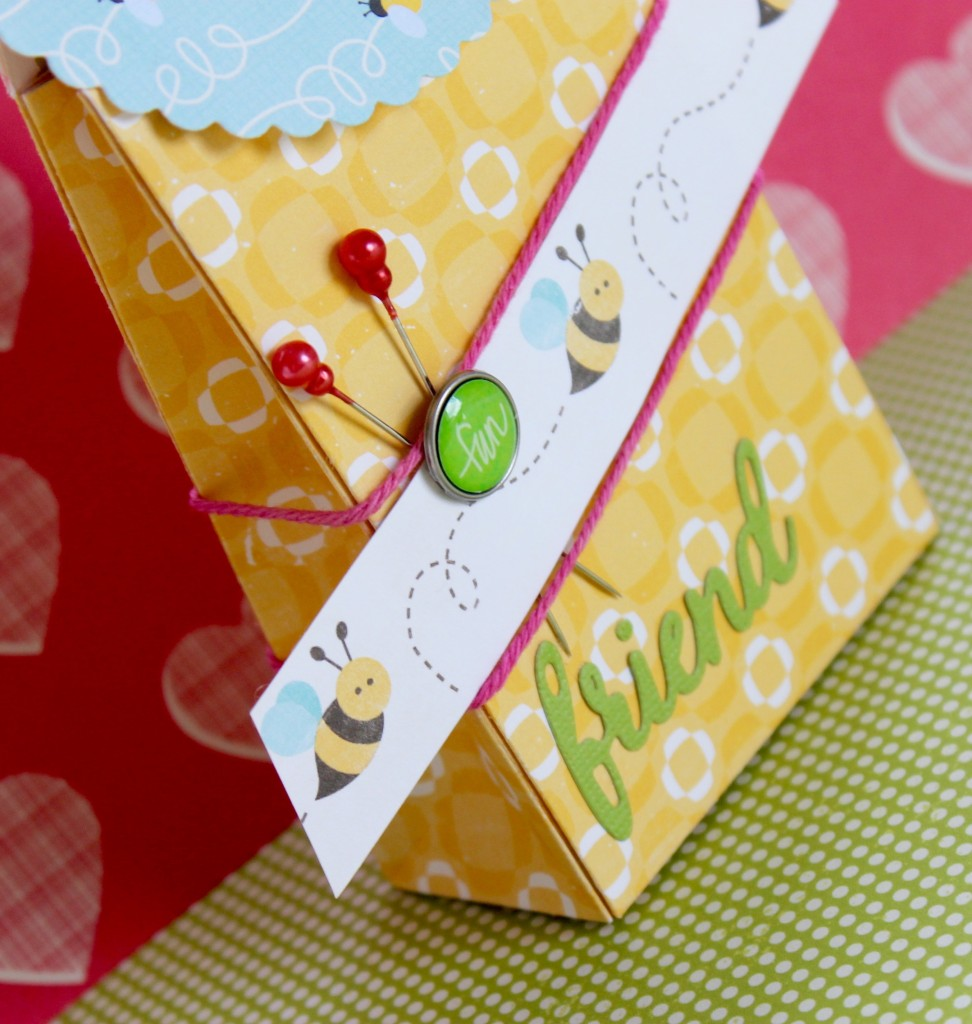 Sizzix Summer Party Favour Bag