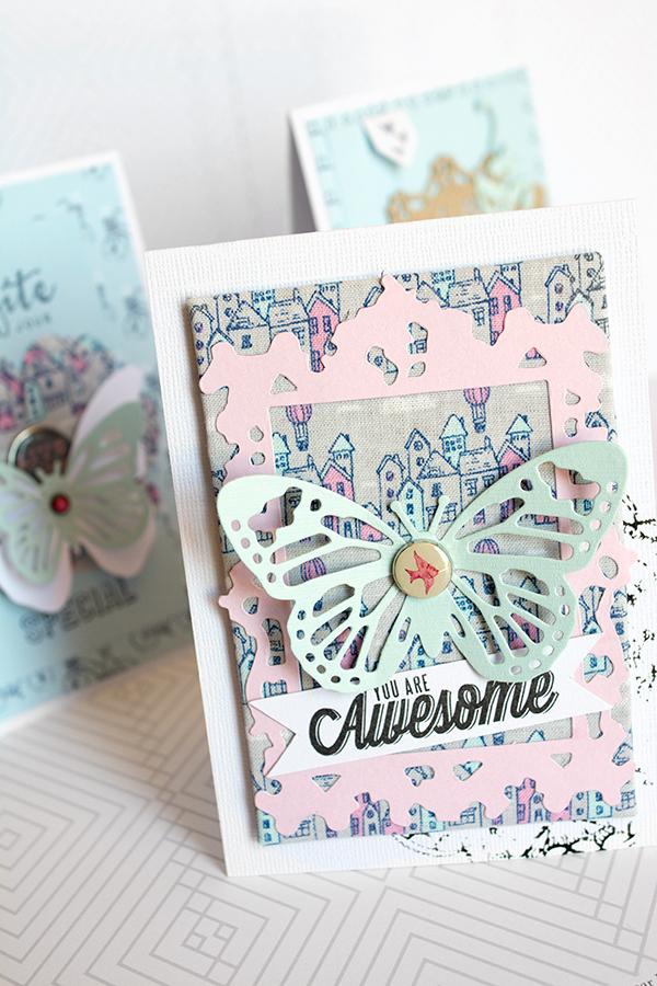 cartes trio