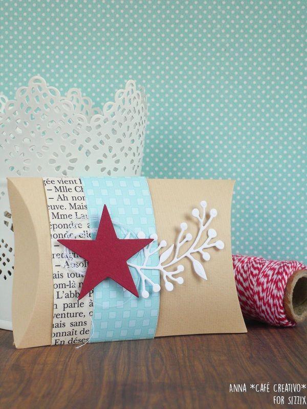 Handmade Greeting Card with Coordinating Box