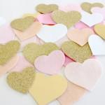 Sew a Simple Felt Heart Garland