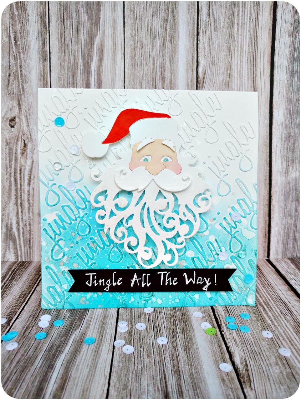 Jingle All The Way Sizzix Blog
