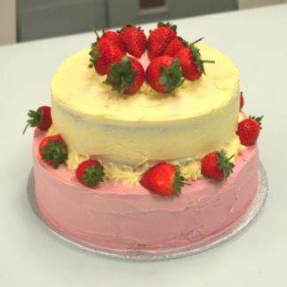 The Sizzix Showstopper Challenge - Rebecca's Bake