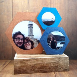 Retro Multiple Photo Frame