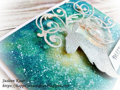 elegant-deer-christmas-card-sizzix-jasleen-kaur-4
