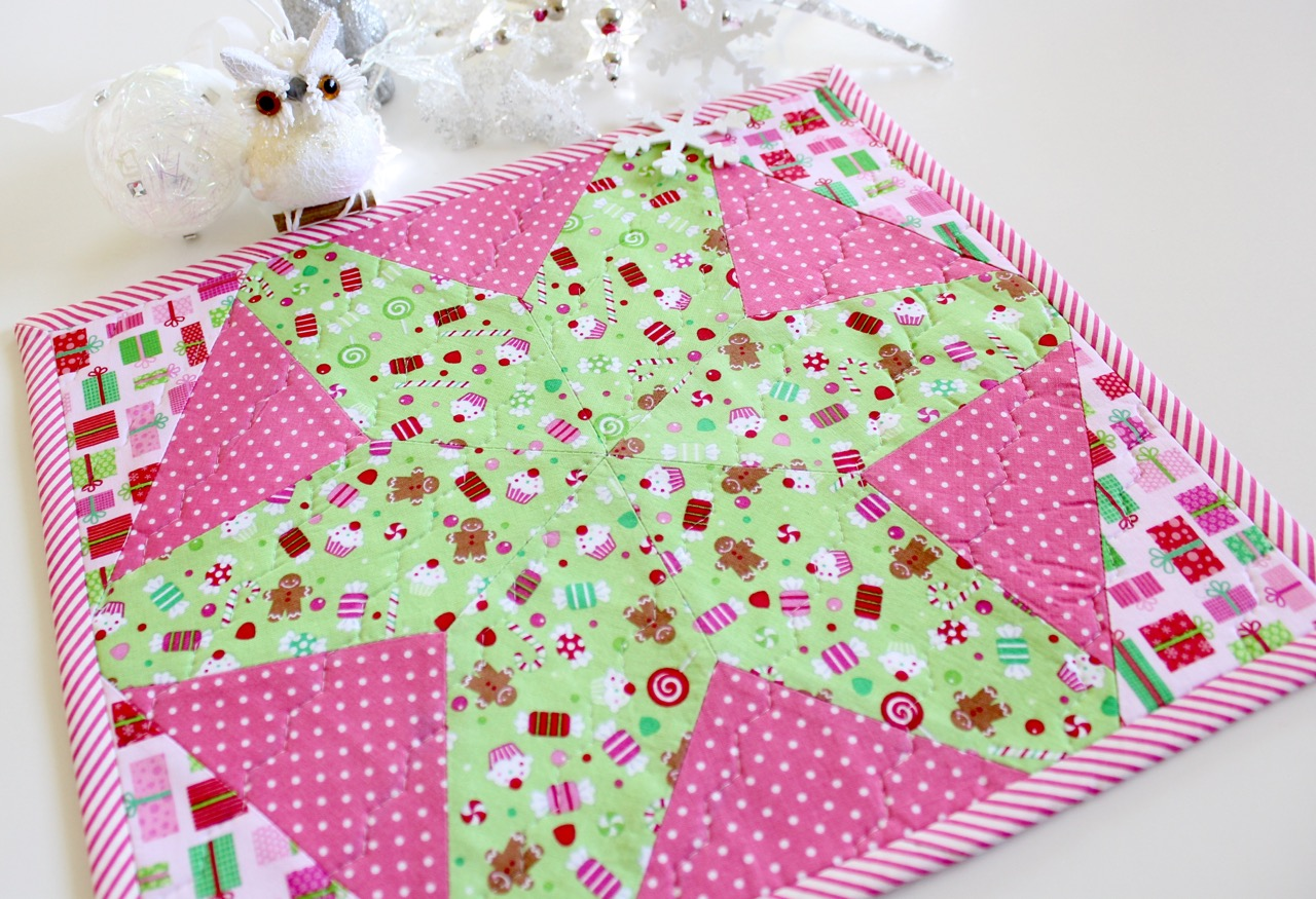 Christmas Placemat from Molly and Mama - 14