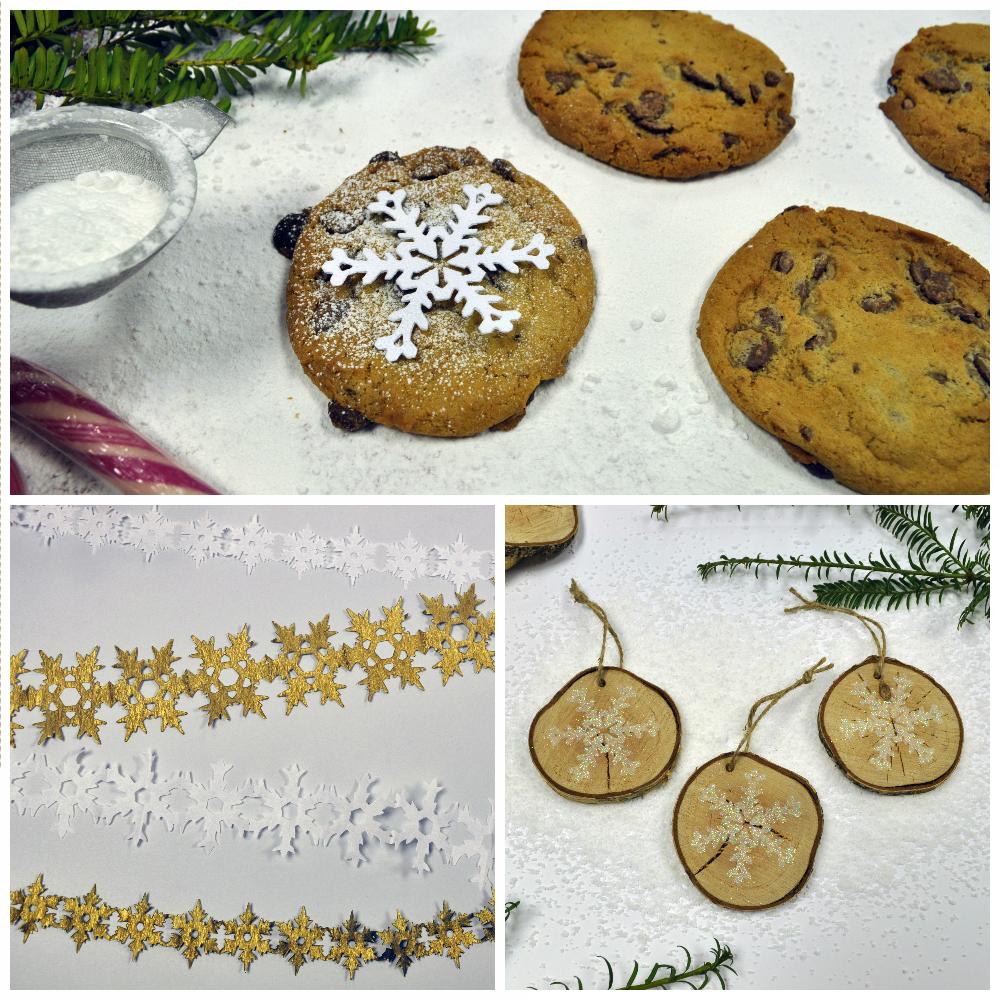 Snowflake Makes 3-Ways...