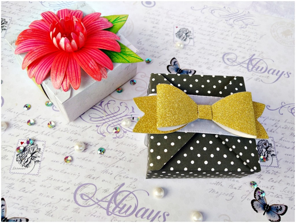 gift boxes for all occasion sizzix die